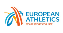 Logo European Athletics